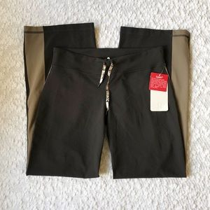Lululemon Extd Pnt II Pants Brown Size 8 Tall